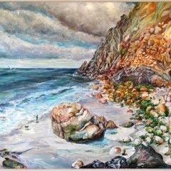 Buy Cornish Art Tony Minnion Porth Nanvern Primary