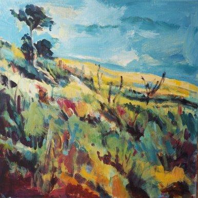 Buy Cornish Art Victoria Gillow Headland Field