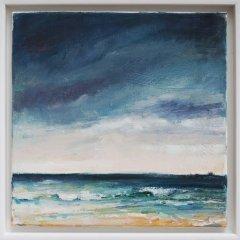 Buy Cornish Art Victoria Gillow Scape Praa Sands