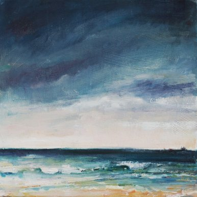 Buy Cornish Art Victoria Gillow Scape Praa Sands