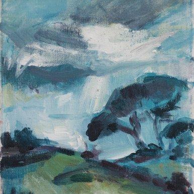 Buy Cornish Art Victoria Gillow Cornish Trees