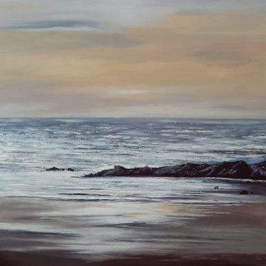 Buy Cornish Art Yvonne Burdekin At The End Of The Day