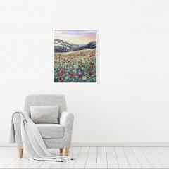 Buy Original Art Joe Armstrong Wild Poppies In Situ