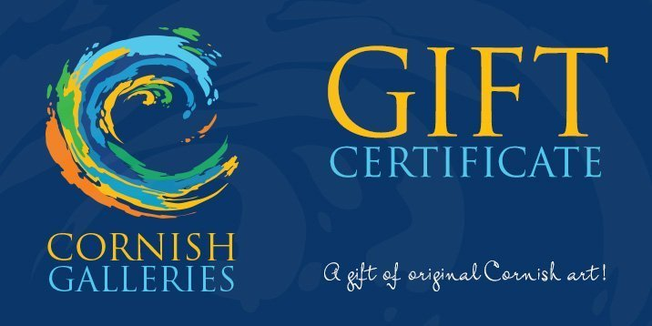 Cornish Art Gift Certificate