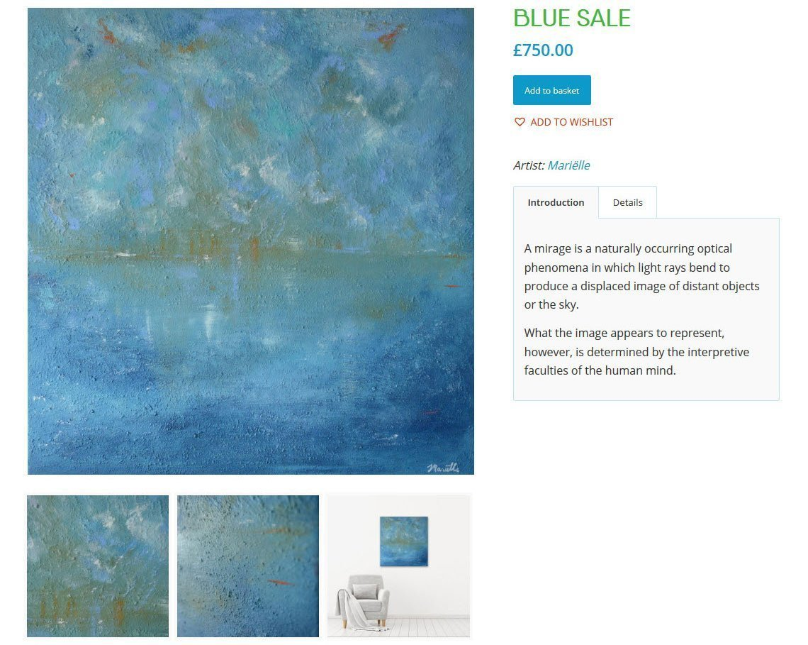 Cornish Galleries Buy Art Online
