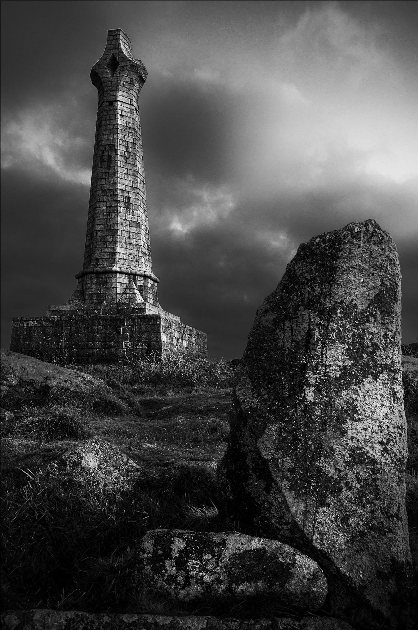Kieran Brimson Carn Brea Stone 1
