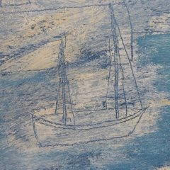 Lucy Barnfather St Ives Spring Detail 3