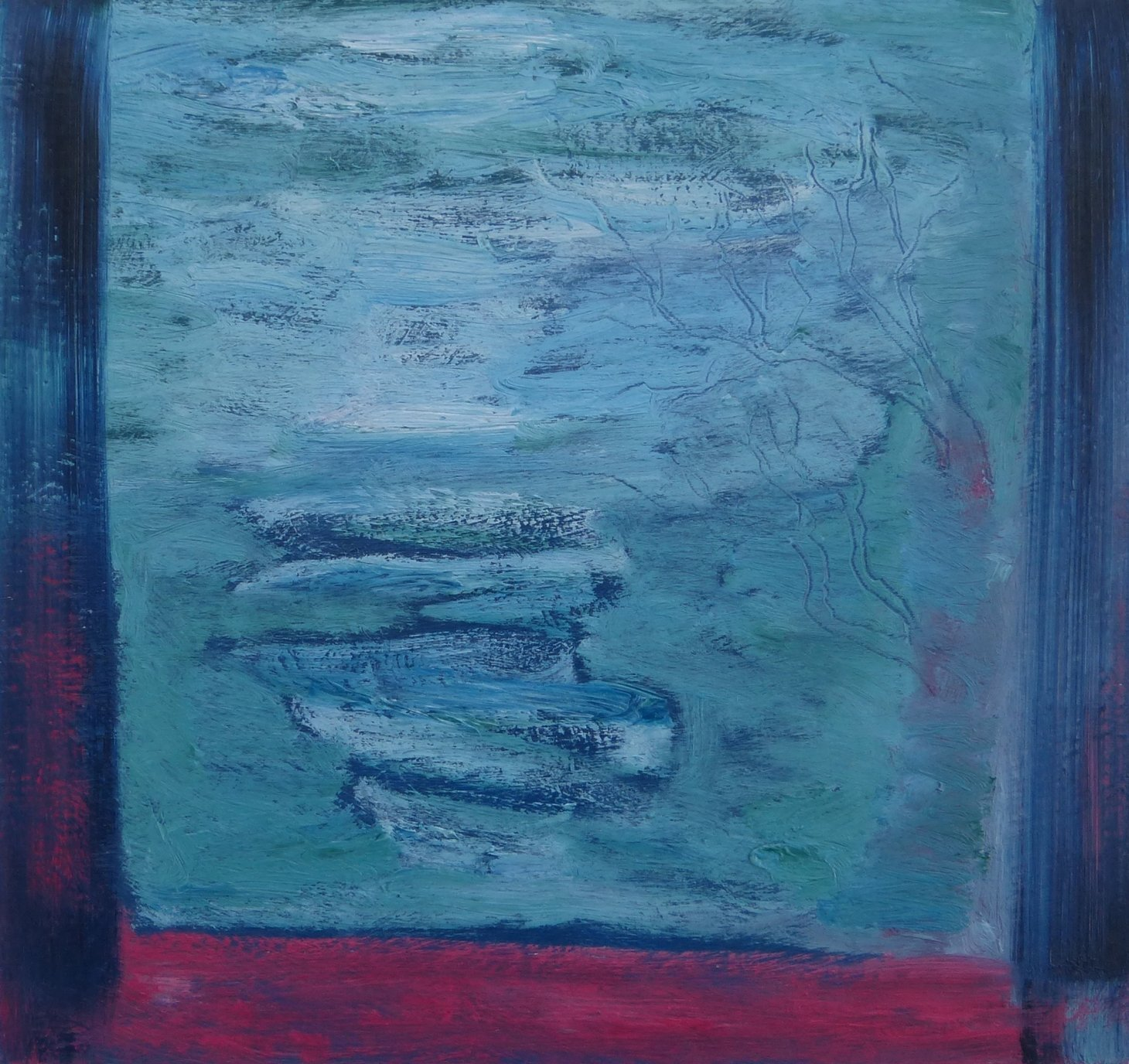 Lucy Barnfather The Edge Of The Sea 2 Primary 1