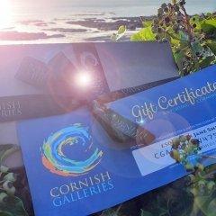 Original Cornish Art Gift Certificate 2