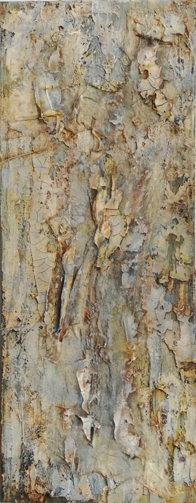 Shelly Cook Cornish Stone Canvas Acrylic Texture Paint Abstract Medium