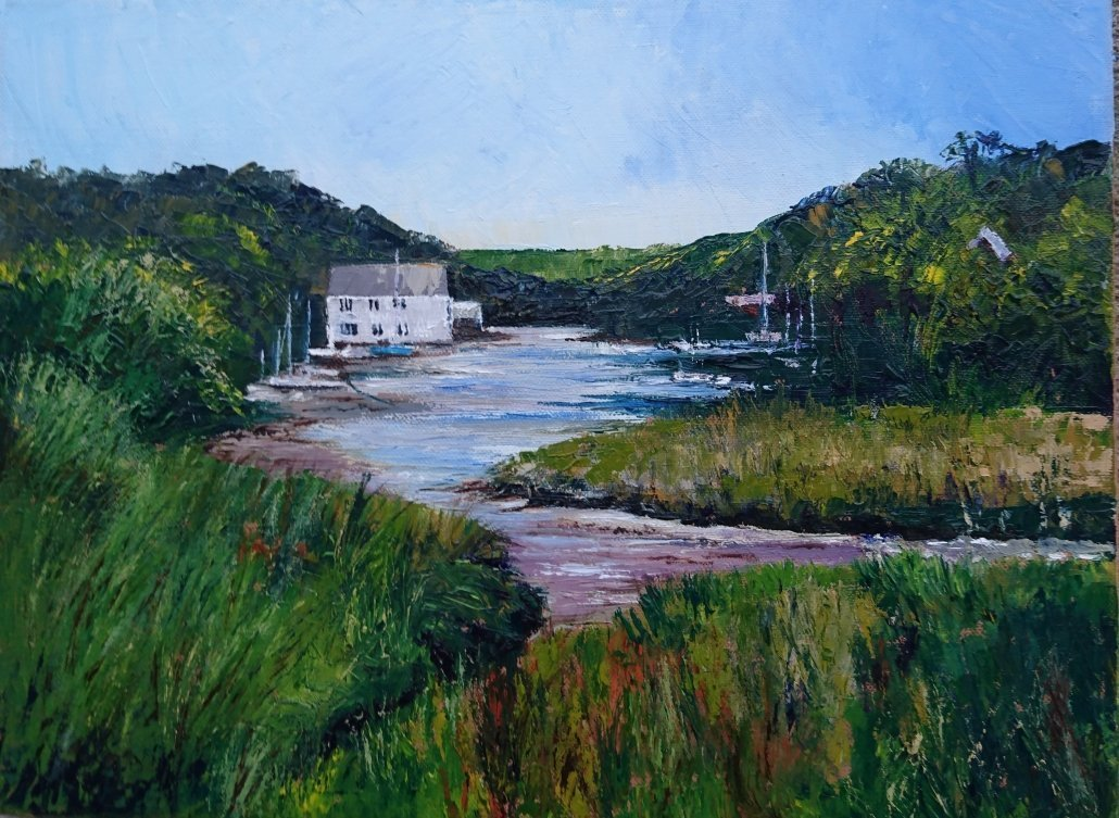 Yvonne Burdekin Cornish Galleries Buy Sell Original Gweek